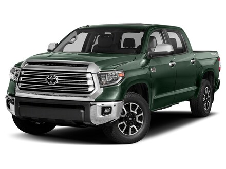 Featured New 2021 Toyota Tundra 1794 5.7L V8 Truck CrewMax for sale near you in Peoria, AZ