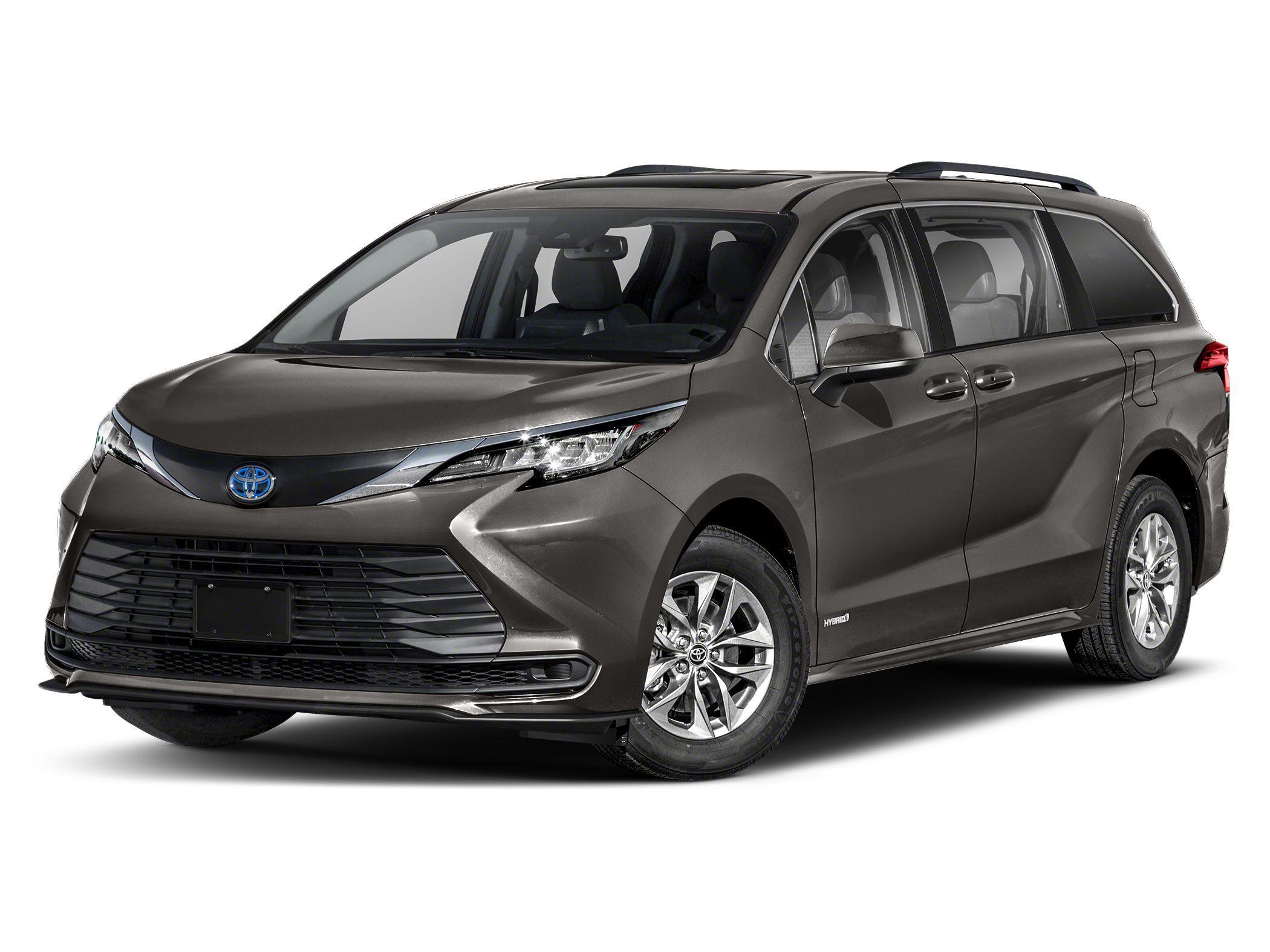 2021 Toyota Sienna Van Passenger Van