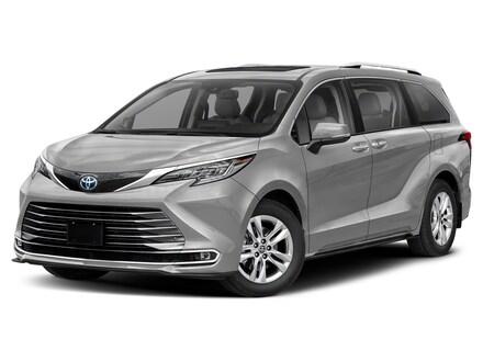 2021 Toyota Sienna Limited 7 Passenger Van