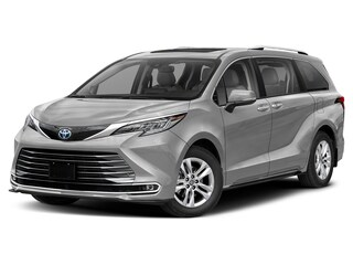 2021 Toyota Sienna Limited 7 Passenger Van Passenger Van for Sale near Baltimore