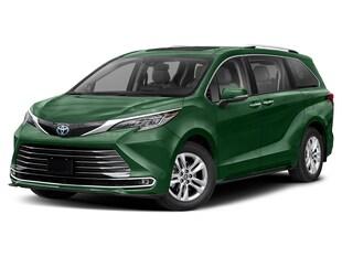2021 Toyota Sienna Limited 7 Passenger Van Passenger Van