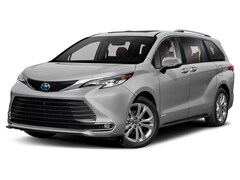 New 2021 Toyota Sienna Platinum 7 Passenger Van for sale in Modesto, CA