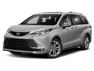 New 2021 Toyota Sienna Platinum 7 Passenger Van Passenger Van Oxnard, CA