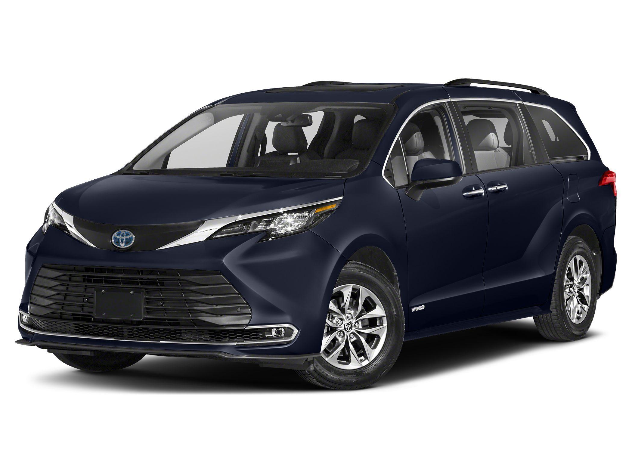 2021 Toyota Sienna Van