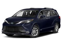 New 2021 Toyota Sienna XLE 7 Passenger Van