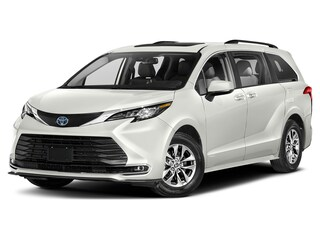 New 2021 Toyota Sienna XLE 8 Passenger Van Passenger Van in Charlotte