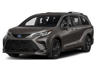 New 2021 Toyota Sienna XSE 7 Passenger Van Passenger Van in Marietta, OH