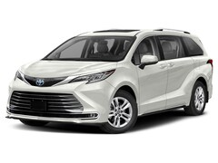 New 2021 Toyota Sienna Limited 7 Passenger Van Passenger Van for sale near Easton, MD