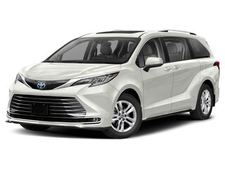 New 2021 Toyota Sienna Limited 7 Passenger Van for sale in Charlotte