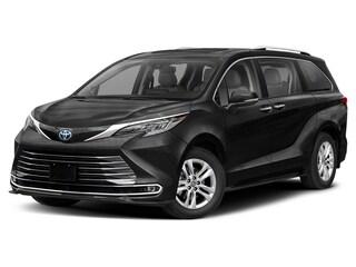 New 2021 Toyota Sienna Limited 7 Passenger Van Passenger Van for sale near you in Spokane WA