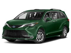 Buy a 2021 Toyota Sienna in Johnstown, NY