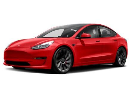 2021 Tesla Model 3 Performance Sedan