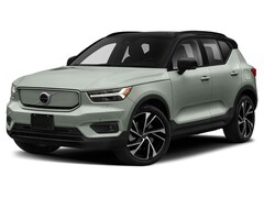 2021 Volvo XC40 Recharge Pure Electric P8 SUV YV4ED3UR8M2540062