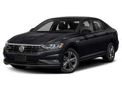 New 2021 Volkswagen Jetta 1.4T R-Line Sedan for Sale in North Attleboro, MA, at Volkswagen of North Attleboro