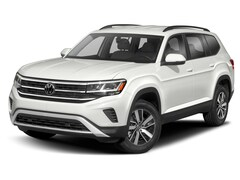 New 2021 Volkswagen Atlas 2.0T SE SUV for Sale in Greenville, NC, at Joe Pecheles Volkswagen