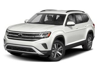 New 2021 Volkswagen Atlas 2.0T SE SUV for sale in Huntsville, AL at Hiley Volkswagen of Huntsville