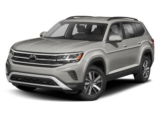 New 2021 Volkswagen Atlas 2.0T SE 4MOTION SUV for sale in Hyannis, MA
