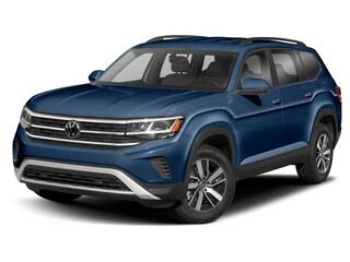 2021 Volkswagen Atlas 2.0T SE 4MOTION SUV
