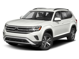 New 2021 Volkswagen Atlas 2.0T SE w/Technology 4MOTION SUV for sale in Hyannis, MA