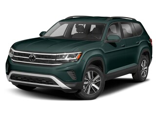 2021 Volkswagen Atlas 2.0T SE w/Technology 4MOTION SUV