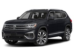 New 2021 Volkswagen Atlas 3.6L V6 SE w/Technology R-Line 4MOTION SUV F30048 for Sale in Falmouth, ME