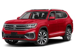 New 2021 Volkswagen Atlas 3.6L V6 SE w/Technology R-Line 4MOTION SUV for sale in Danbury, CT