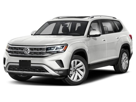 2021 Volkswagen Atlas 3.6L V6 SEL (2021.5) SUV