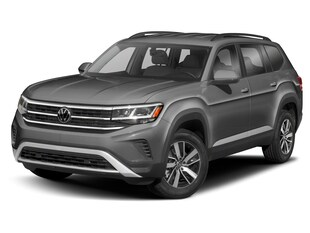 2021 Volkswagen Atlas 2021.5 2.0T SE w/Technology 4MOTION