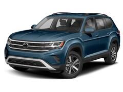 New 2021 Volkswagen Atlas 3.6L V6 SE w/Technology 4MOTION (2021.5) SUV 1V2KR2CAXMC554812 for sale in Long Island, NY at Riverhead Bay Volkswagen