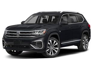 2021 Volkswagen Atlas 3.6L V6 SE w/Technology R-Line 4MOTION SUV