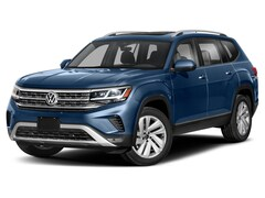 2021 Volkswagen Atlas 2.0T SEL 4motion w/Captains Chairs 2021.5