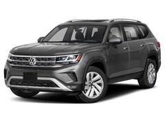 2021 Volkswagen Atlas 2021.5 3.6L V6 SEL 4MOTION
