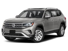 New 2021 Volkswagen Atlas 3.6L V6 SEL 4MOTION (2021.5) SUV in Lebanon NH