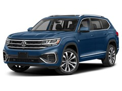 New 2021 Volkswagen Atlas 3.6L V6 SEL R-Line 4MOTION (2021.5) SUV For Sale in Mohegan Lake, NY
