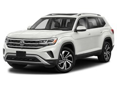 Picture of a 2021 Volkswagen Atlas 2.0T SEL Premium 4MOTION (2021.5) SUV For Sale in Lowell, MA