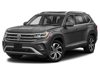 New 2021 Volkswagen Atlas 3.6L V6 SEL Premium 4MOTION SUV Salem, OR