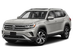 New 2021 Volkswagen Atlas 3.6L V6 SEL Premium 4MOTION (2021.5) SUV For Sale in Mohegan Lake, NY