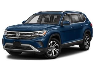 2021 Volkswagen Atlas 2021.5 3.6L V6 SEL Premium 4MOTION