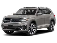 New 2021 Volkswagen Atlas 3.6L V6 SEL Premium R-Line 4MOTION (2021.5) SUV For Sale in Mohegan Lake, NY