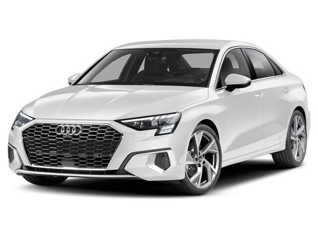 2022 Audi A3 40 Premium Plus Sedan