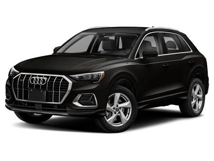 New 2022 Audi Q3 45 S line Premium SUV near Raleigh Durham