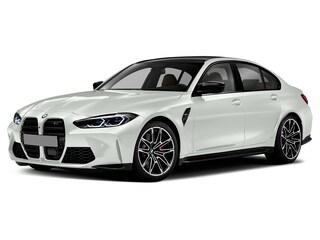 New 2022 BMW M3 Competition Sedan for sale in Norwalk, CA at McKenna BMW