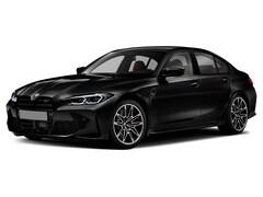2022 BMW M3 Competition Sedan