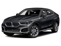2022 BMW X6 M50i SUV