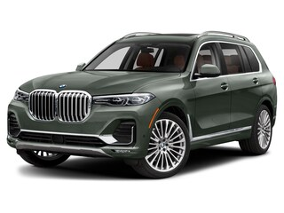 New 2022 BMW X7 M50i SAV for sale in Los Angeles