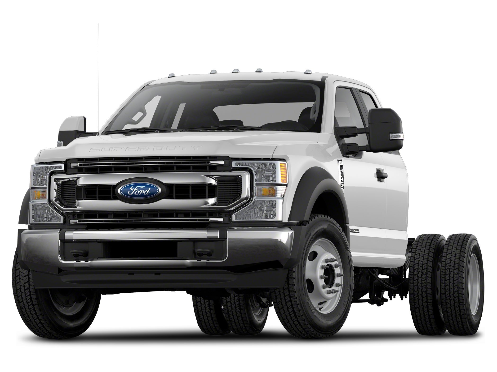 2022 Ford F-350 Chassis Truck Super Cab