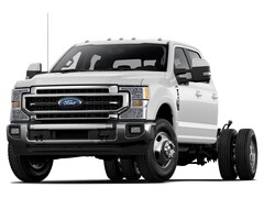 2022 Ford F-350 Chassis Truck Crew Cab