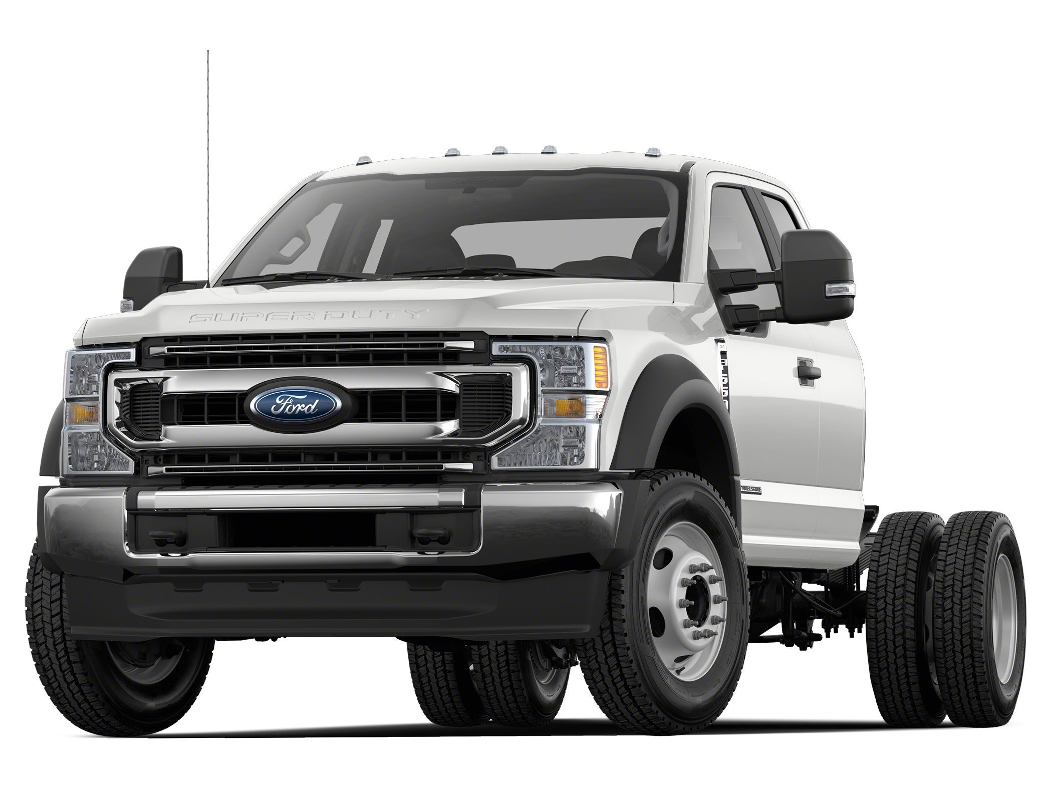 2022 Ford F-550 Chassis Truck Super Cab