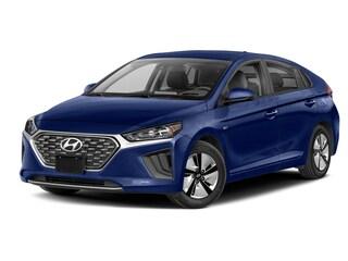 2022 Hyundai Ioniq Hybrid Blue Hatchback