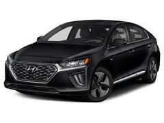 New 2022 Hyundai Ioniq Hybrid SEL Hatchback KMHC85LC7NU266085 for Sale in St Paul, MN at Buerkle Hyundai